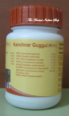 sculpturenart : Divya Kanchnar Guggul Guggulu Thyroid Weight Loss etc