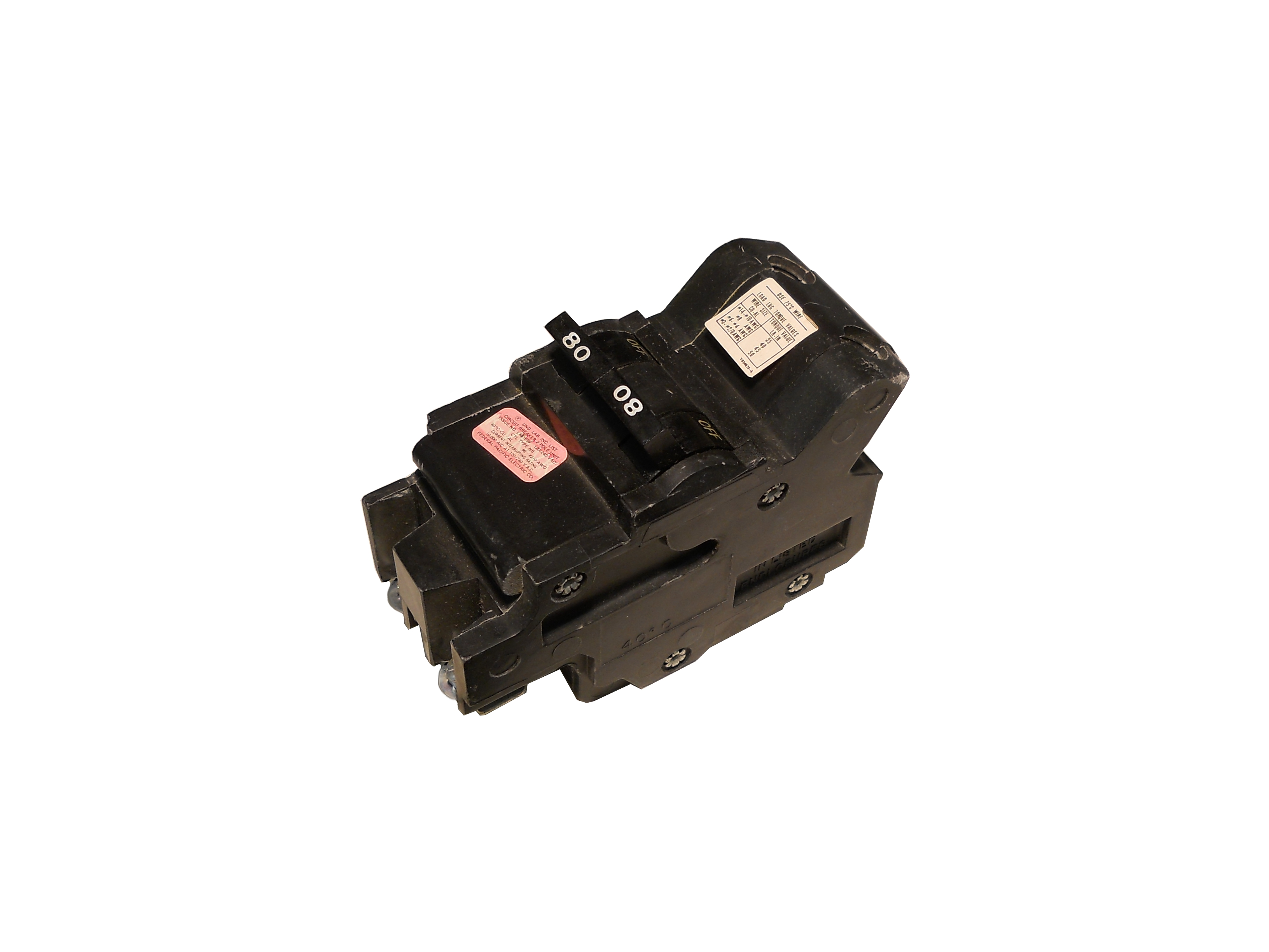Ebay Buyer Claims Snad What Should Seller Do Circuit Breaker Labels Advertised