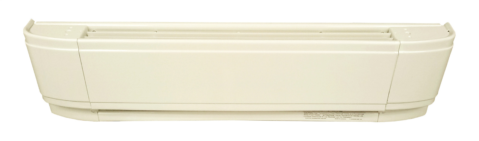 "Dimplex LCM752031 Almond 75"" Baseboard Heater 2000/1500W 240"