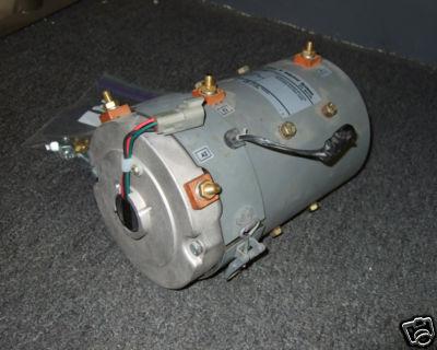 Ge Electric Shunt Motor Gem Car Golf Cart 72v 72 Volt