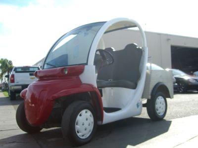 CHRYSLER GEM E825 ELECTRIC Golf Cart UTILITY short