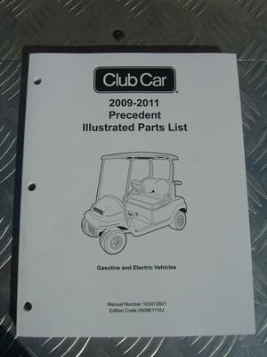 CLUB CAR PRECEDENT OWNER S MANUAL Pdf Download