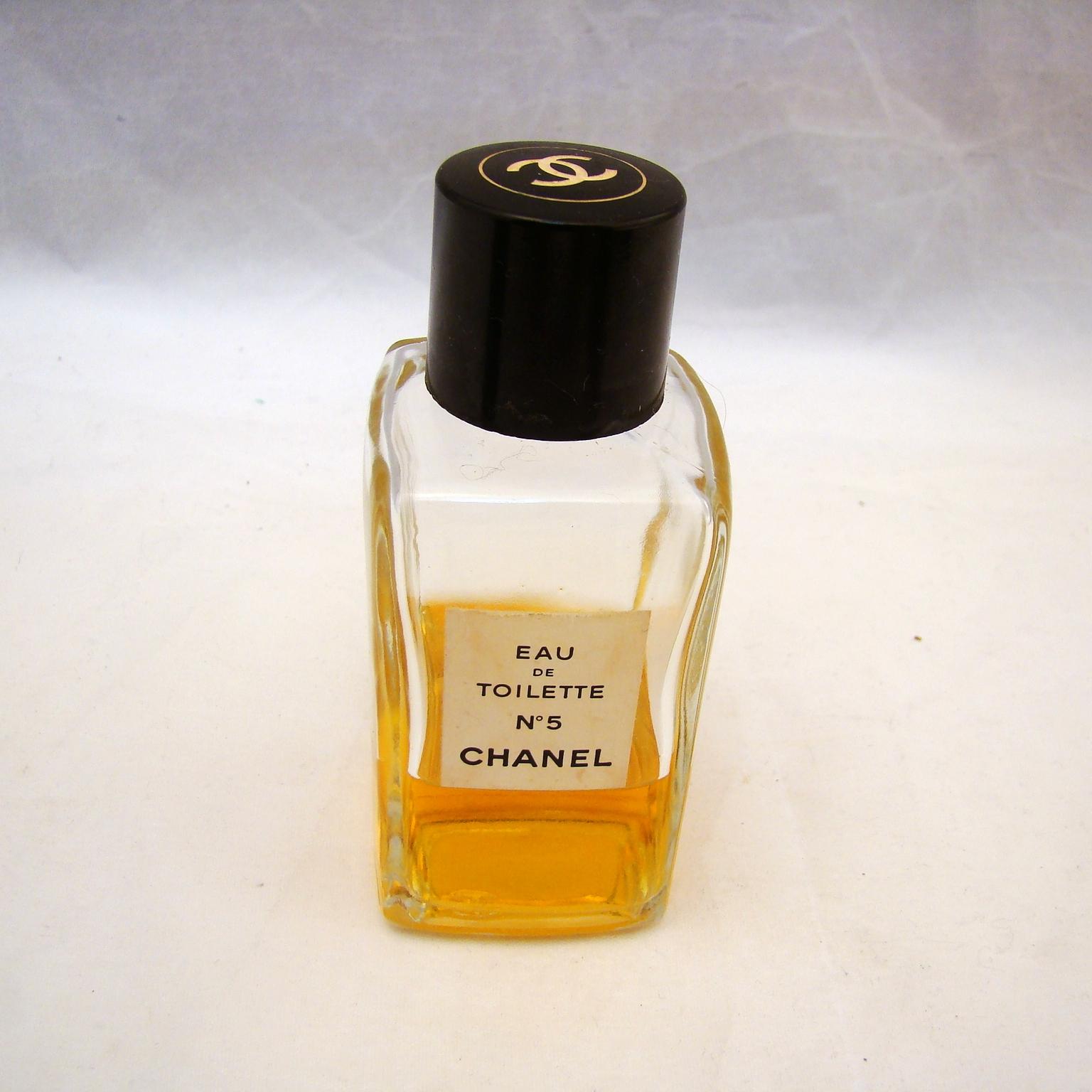 c55a505012 Details about Chanel NO. 5 Eau de Toilette Splash ABOUT 2 oz ABOUT 35%  FULL, VINTAGE
