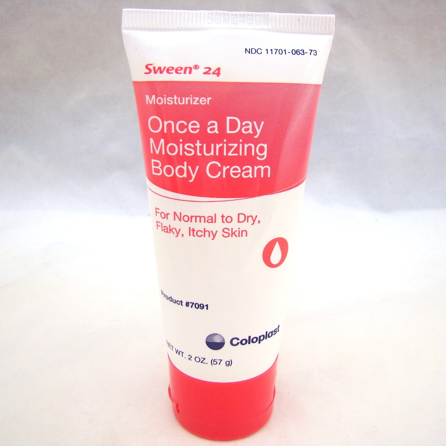 COLOPLAST Moisturizer Sween 24 2 oz. Tube #7091 LED 3 Colors Photon Ultrasonic Ultrasound Skin Care Home Beauty Facial Device