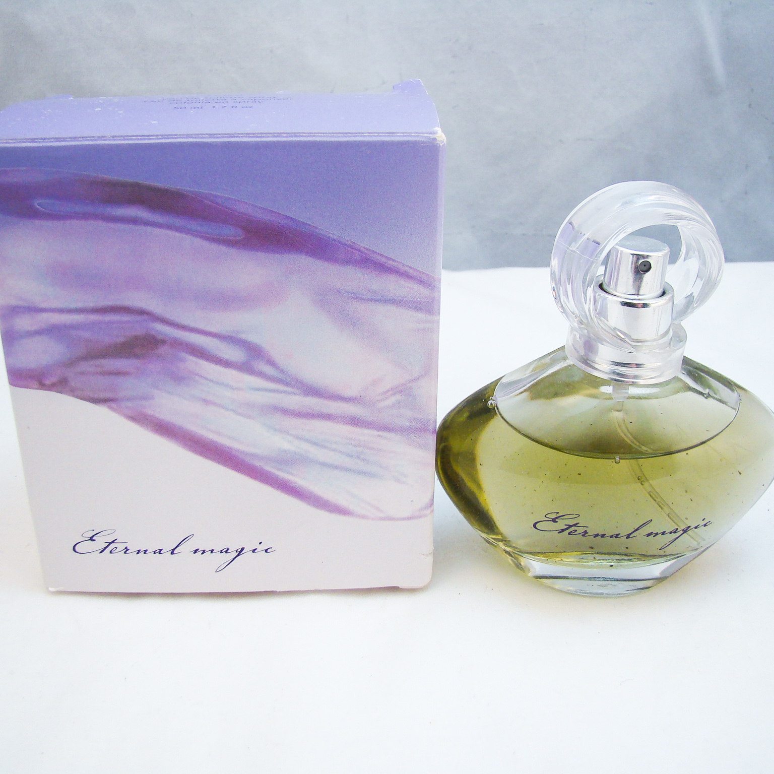 Avon Eternal Magic Eau De Toilette Spray 17 Oz 50 Ml Missing Drop