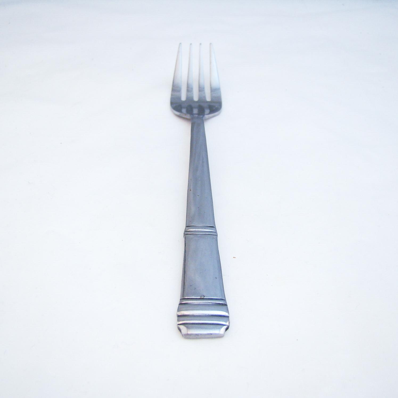 """6 7//8/"""" Oneida Northland Stainless Steel IMPULSE  Salad Fork s"""