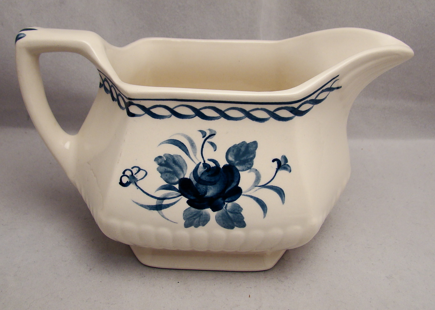 Adams Baltic Preserve Pot Pottery Pottery, Porcelain & Glass