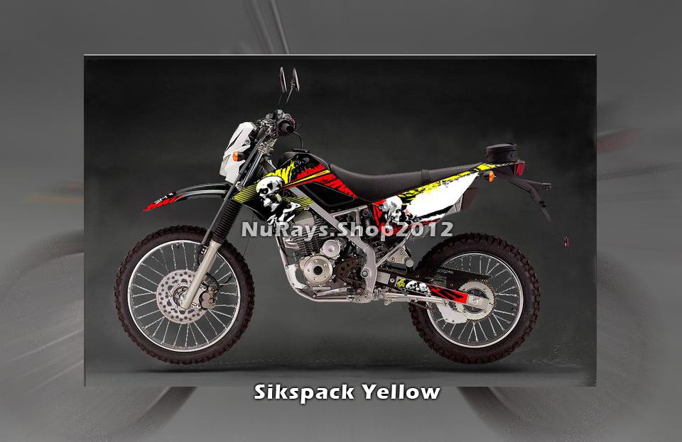 Sikspack Yellow