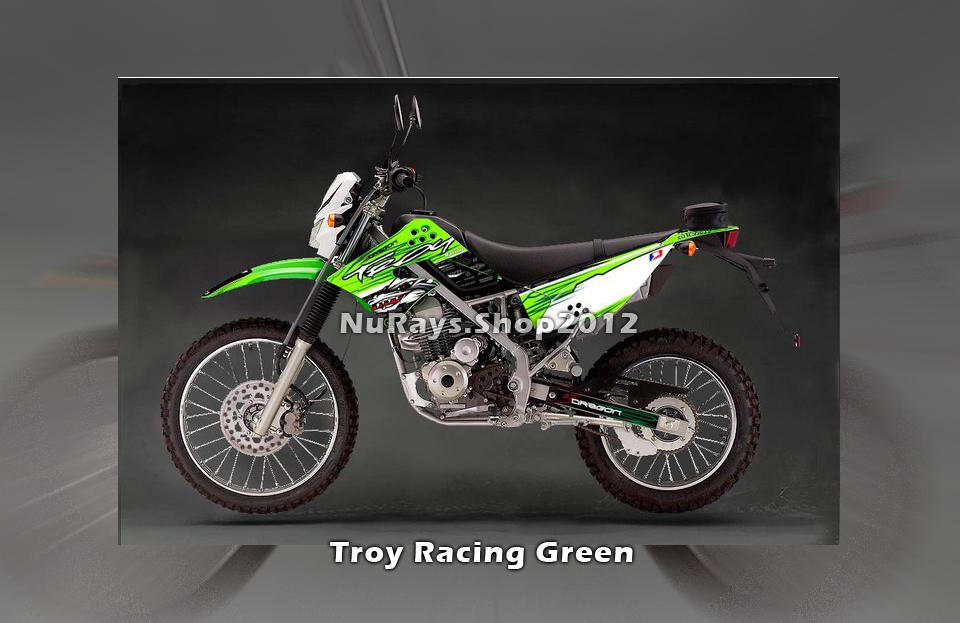 Troy Racing Green