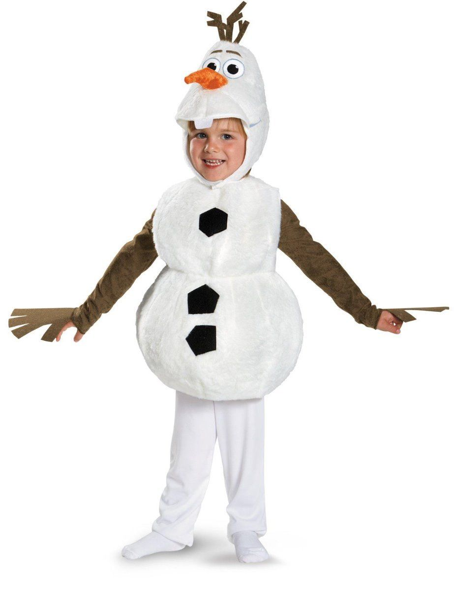 Disguise Baby Disney Frozen Olaf Deluxe Toddler Costume
