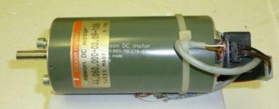Maxon dc servo motor with heds 5540 for Dc servo motor with encoder