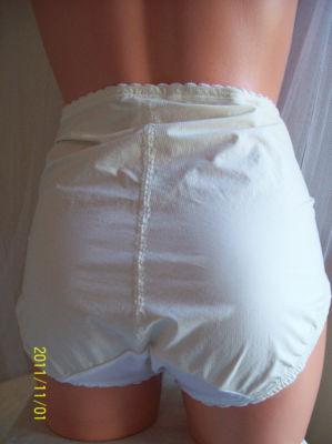 Vintage Playtex Panty Girdle Spandex Nylon Elastic X L 31