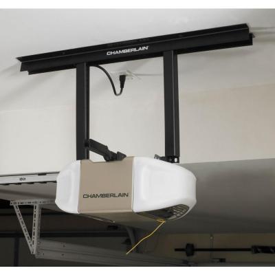 Chamberlain bik01 garage door opener installation upgrade - Install chamberlain garage door opener ...