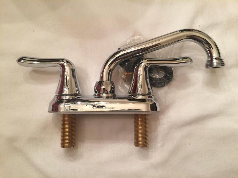 American Standard 2475 540 002 Colony Laundry Faucet In