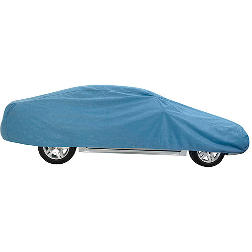 Budge Premier Car Cover, Blue STYLE K-4 SIZE 4 PPP