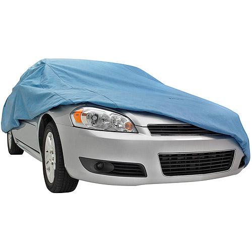 Budge Premier Car Cover, Blue STYLE K-4 SIZE 4 PPP PICTURE