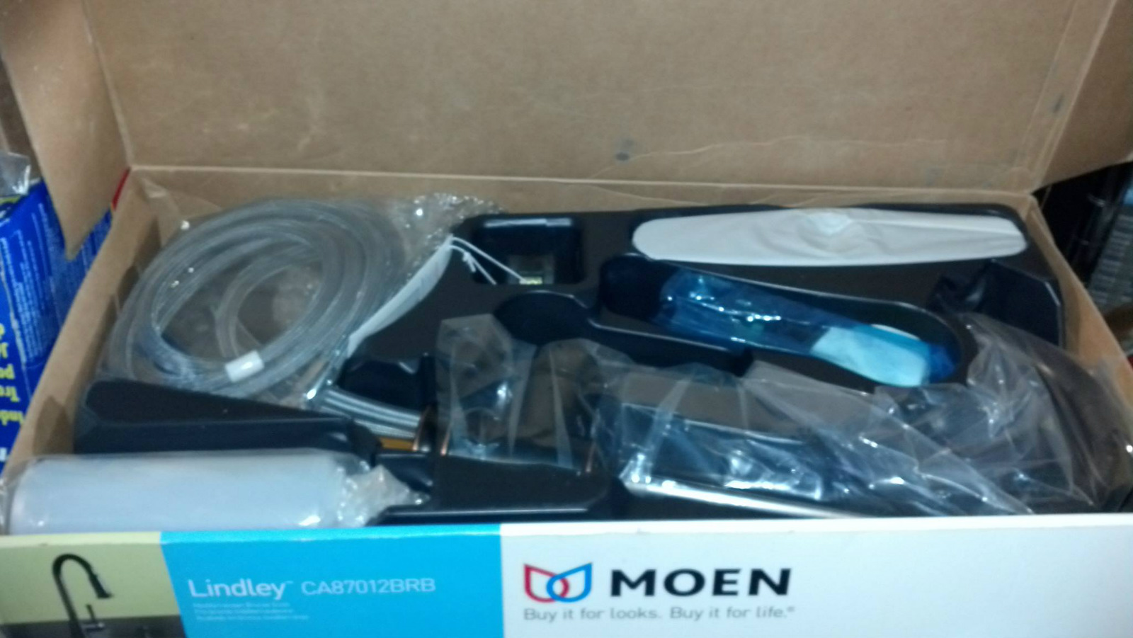 Moen Lindley Kitchen Faucet Moen Ca87012brb Lindley Pull Down Sprayer Kitchen Faucet In