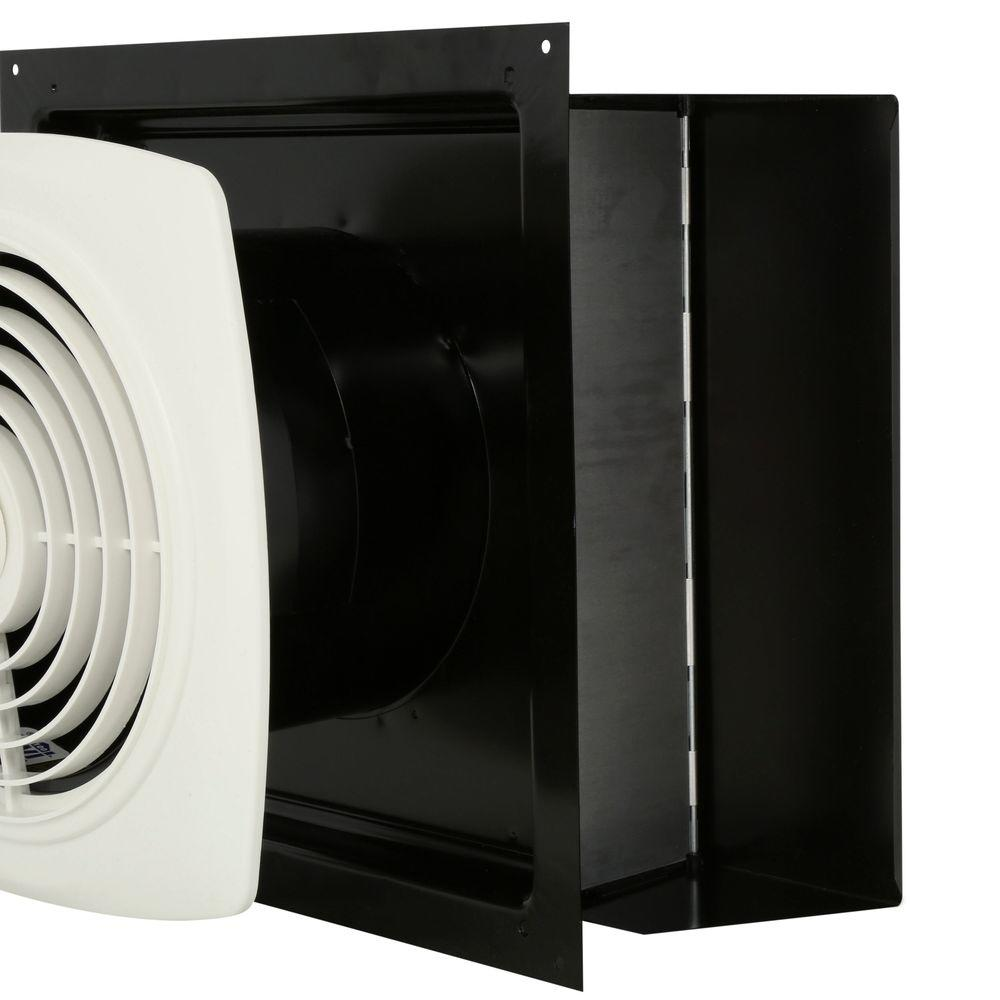 Nutone Kitchen Exhaust Fans: Broan 509 8 Inch 180 CFM Through-the-Wall Exhaust Fan