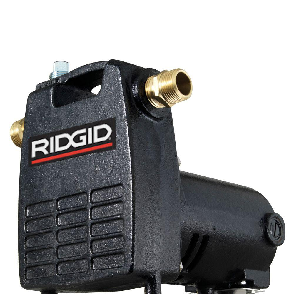 Ridgid Tp 500k Pro Transfer 1 2 Hp Utility Pump Pppab Avi Depot Much More Value For Your Money