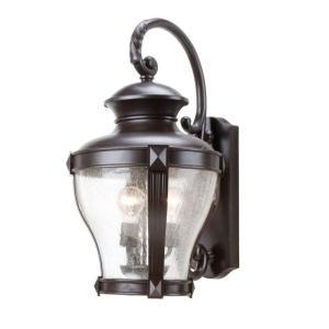 hampton bay exterior wall lantern light hampton bay wall mount 3 light outdoor bronze lantern pppa