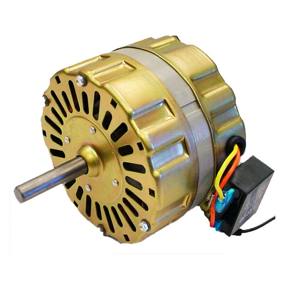 Master flow pvm105 replacement power vent motor for master for Electric motor capacitor replacement