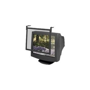 Fellowes BLACK FRAME STANDARD FILTER