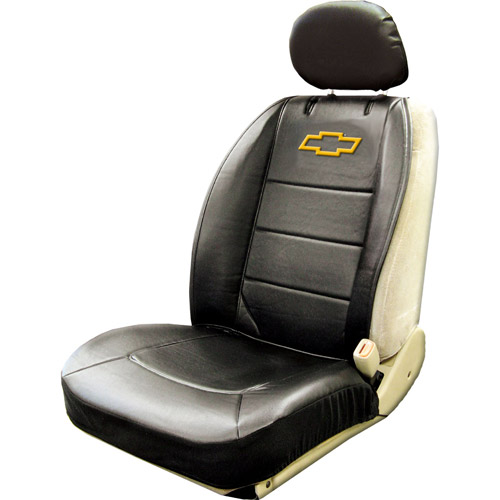 Plasticolor Chevy Sideless Seat Cover with Head Re