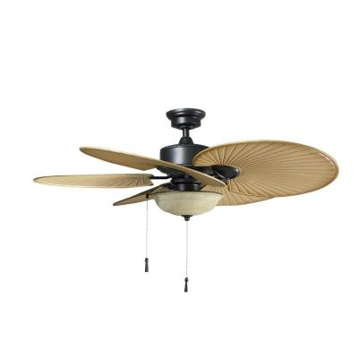 Hampton Bay 51227 Havana 48 In Outdoor Natural Iron Ceiling Fan PPPZAE Avi