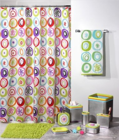 All That Jazz  Shower Curtain Hooks