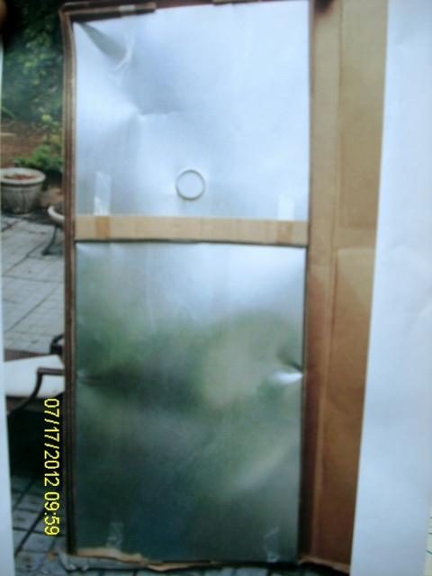 Watts 30 In W X 30 In D X 74 In H Galvanized Steel