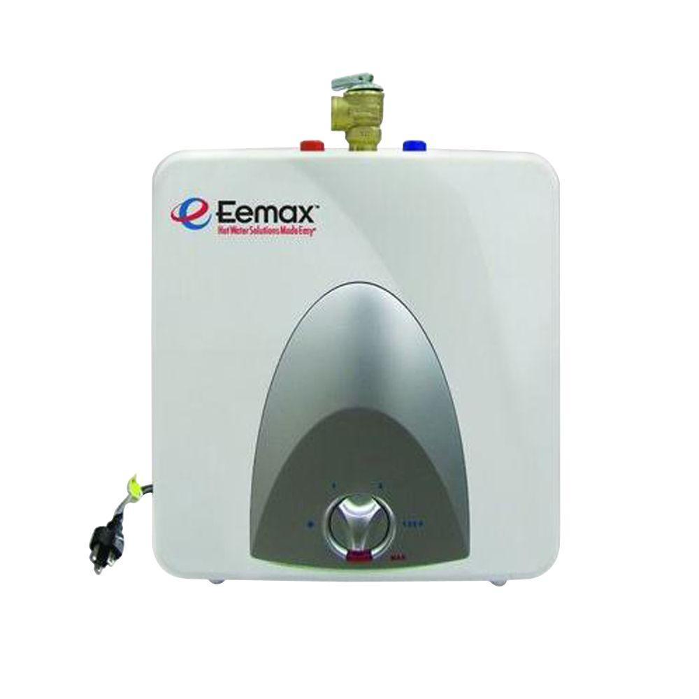 Eemax Emt1 1 3 Gal Electric Mini Tank Water Heater Pppab