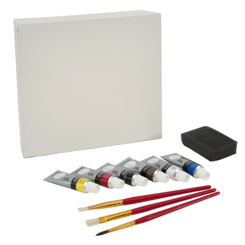 Daler-Rowney Simply Oil Mini Art Set PPPA