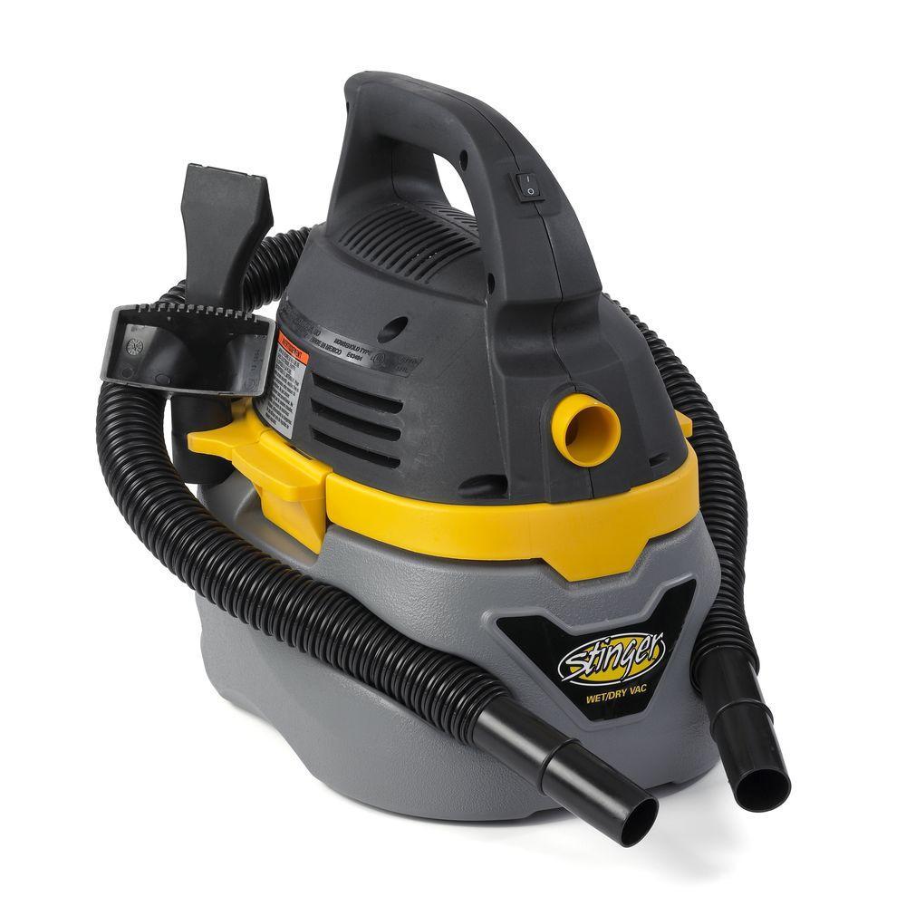 Home Depot Stinger Vacuum