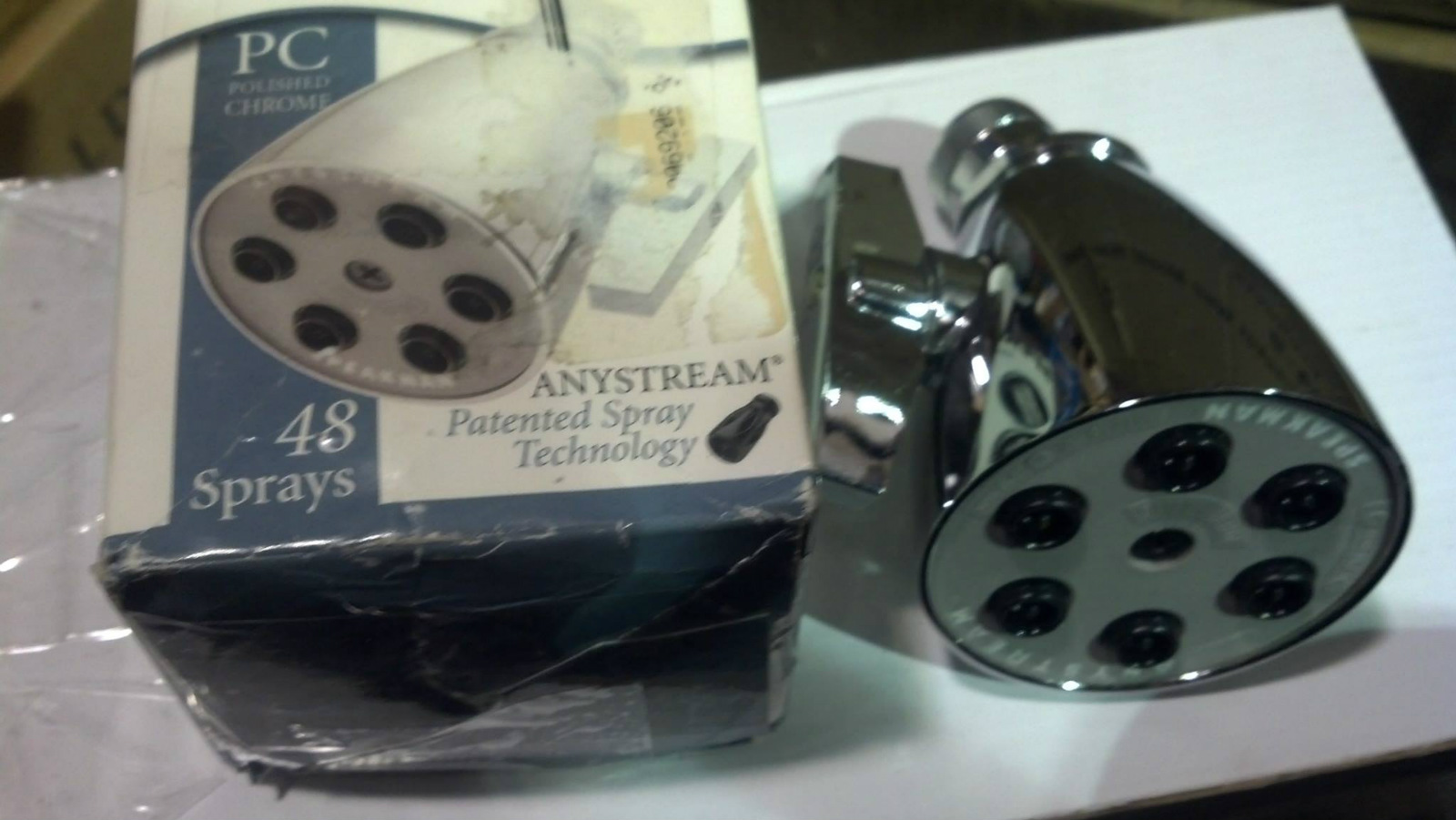 Speakman S-2252-AF Anystream Showerhead PPP , Avi Depot=Much More ...
