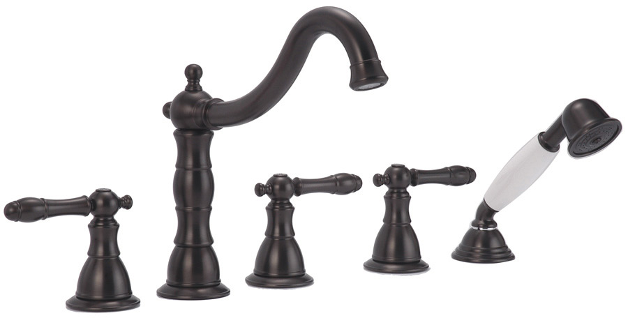glacier bay roman tub faucet. Glacier Bay Lyndhurst Roman Tub Faucet Handheld Sh  Shower Oil Rubbed