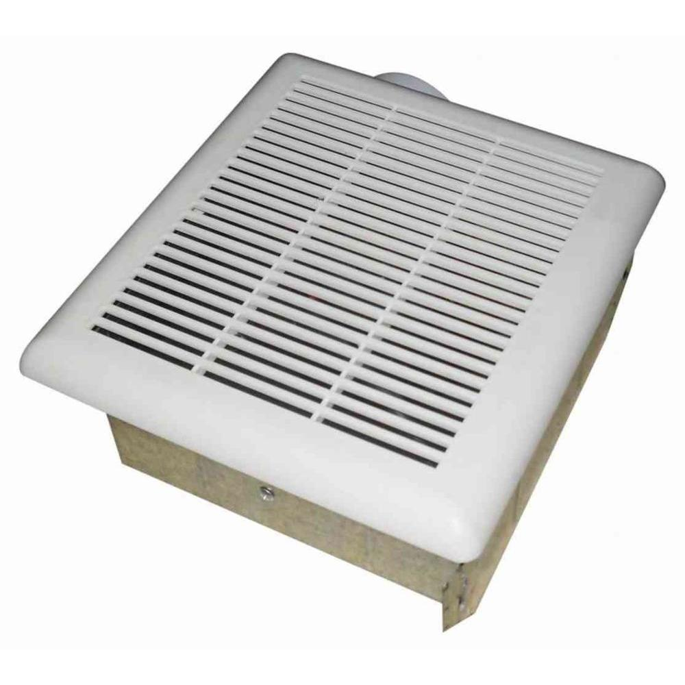 Hampton bay bpt12 13d 70 cfm ceiling exhaust bath fan pppaeb avi depot much more value for your - Bathroom fans at home depot ...