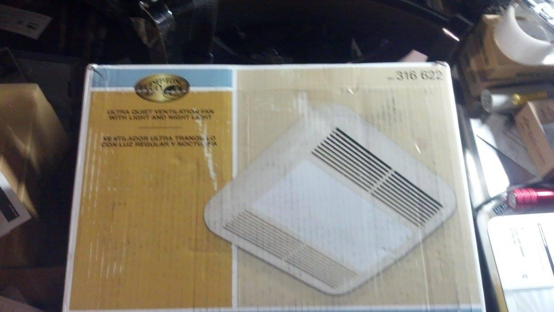 Hampton Bay Bathroom Fan. Hampton Bay Bpt 110 Cfm Ceiling Exhaust