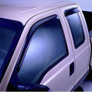 Auto Ventshade 94733 Ventvisor 4-Piece Smoke Windo