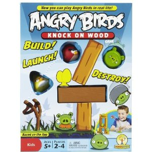 Angry Birds: Knock On Wood Game PPP