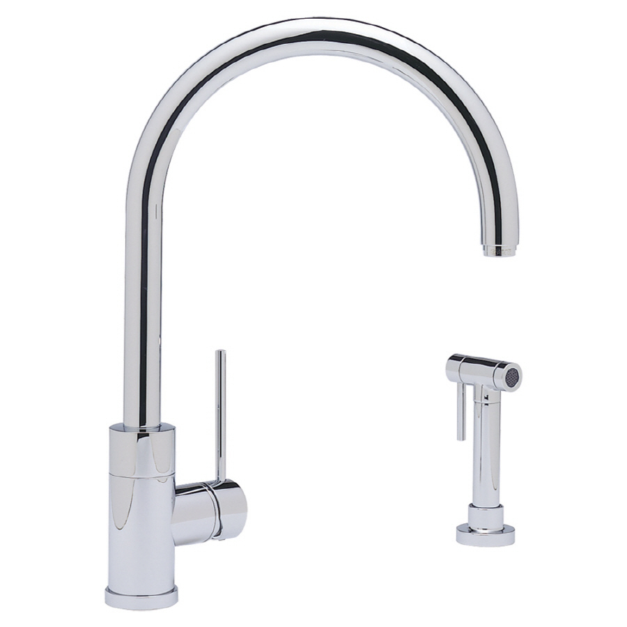 Blanco Kitchen Faucet: Blanco 440607 Purus II Kitchen Faucet With Side Spray