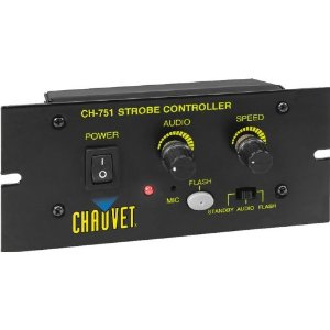Chauvet Basic Strobe Controller  Sound Activated