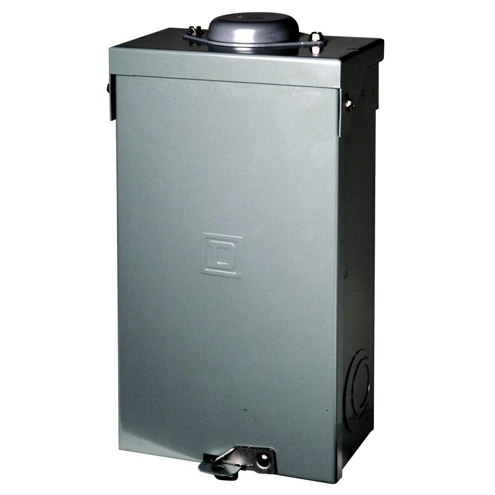 Square D Homeline Amp 2-Pole Circuit Breaker-HOM230CP