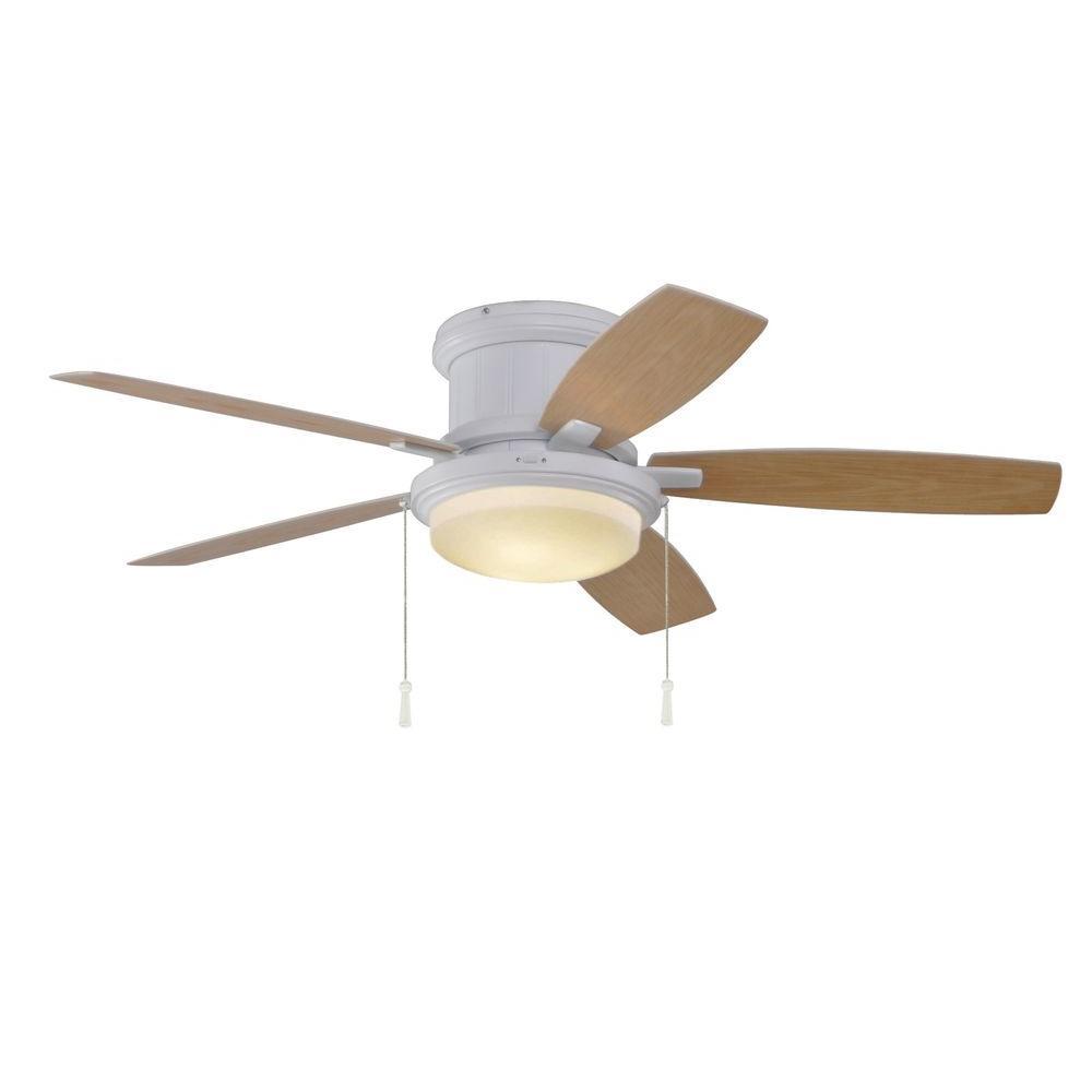 Hampton Bay YG216-WH Roanoke 48 In. Ceiling Fan PPPAE