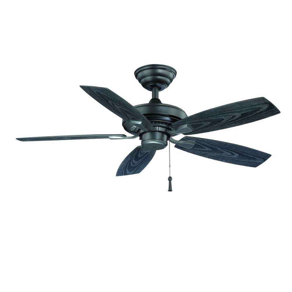 Hampton bay yg187 ni gazebo ii 42 in indoor outdoor natural iron ceiling fan pppsae check avi - Black iron ceiling fan ...