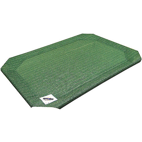 Coolaroo Elevated Pet Bed Replacement Cover, Mediu