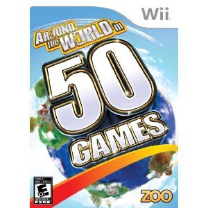 Around The World in 50 Games Wii PPP
