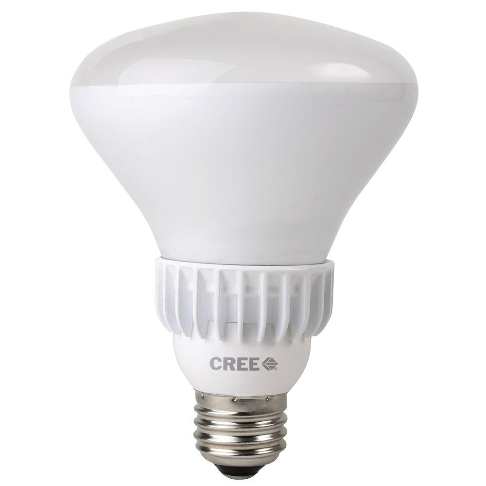 Cree 65W Equivalent Daylight BR30 Dimmable LED Flood Light