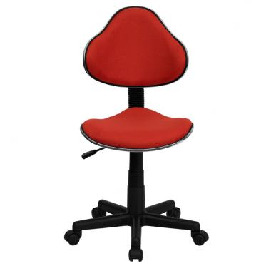 Chrome Accented Ergonomic Task Chair