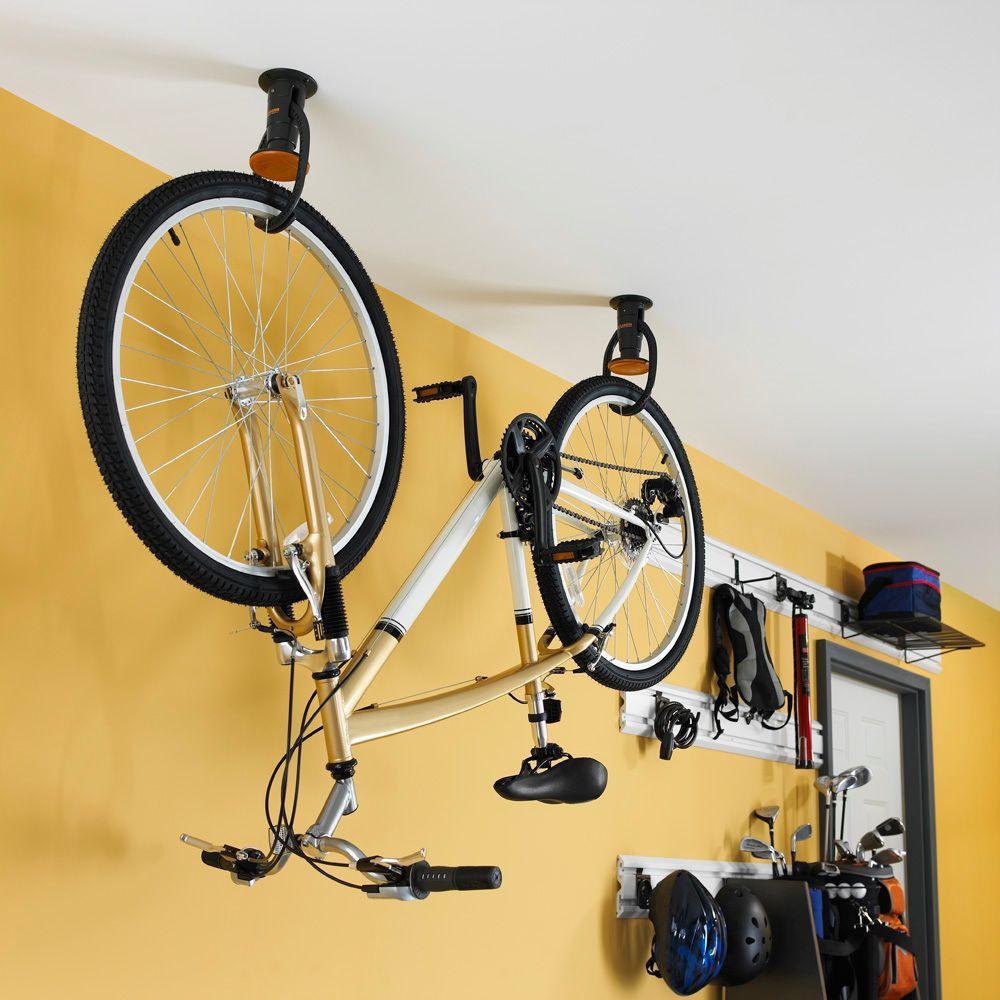 ceiling mount bike hook - pranksenders