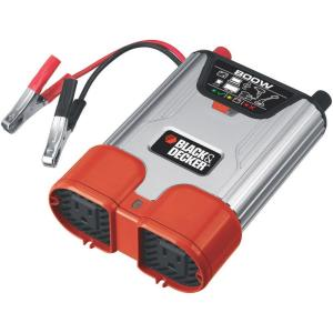 BLACK & DECKER PI800BB 800 Watt Dual-Outlet Power